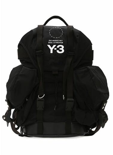 Y-3 Sırt Çantası Siyah